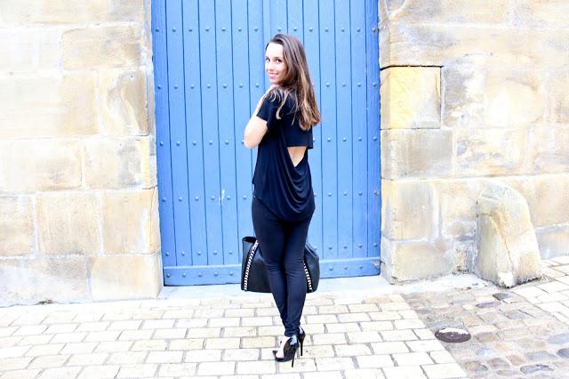 Total Look Black