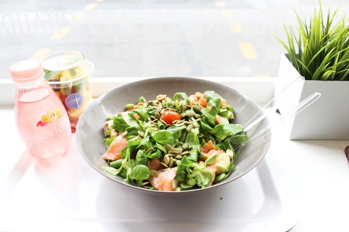 Le bar à salade branché : Côme Paris