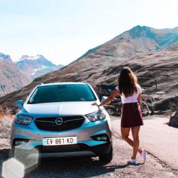 Une balade dans les Alpes Françaises avec Auto Europe