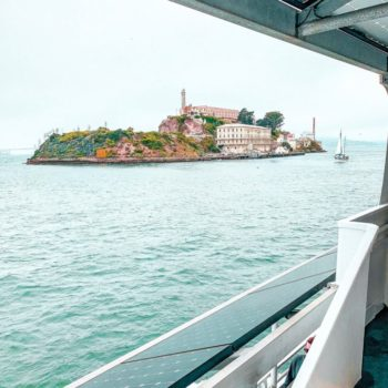 Visiter la prison d'Alcatraz