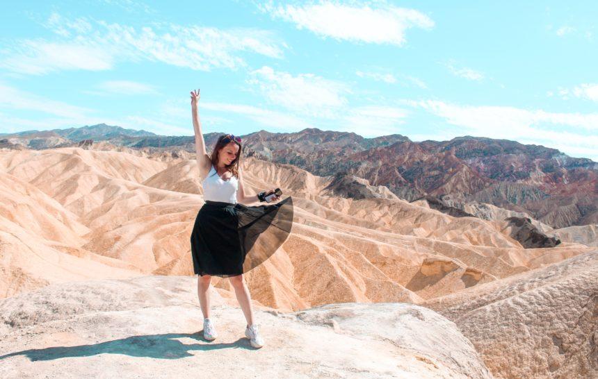 Sur la route du parc Yosemite : Vallée de la Mort et Mammoth Lakes